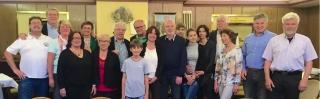 Freunde vom KC Crailsheim zu Besuch